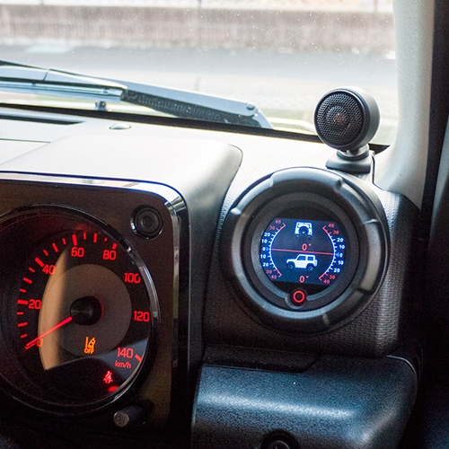 AUTOOL X95新型ジムニー用パネル