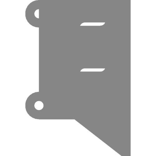 卓上ペンプロッタ用リミットスイッチマウント