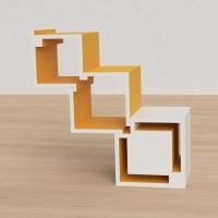 「立方体を3分割し美を表現する」という課題 14