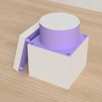 「立方体を3分割し美を表現する」という課題 15