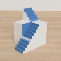 「立方体を3分割し美を表現する」という課題 20