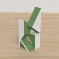 「立方体を3分割し美を表現する」という課題 22