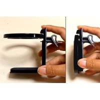 ロータスエリーゼ(ラウンド形状)用折り畳みドリンクホルダー取付パーツ