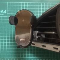 スマホホルダー取付キット mazda3専用+ボールジョイント17Φセット