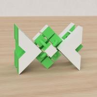「立方体を3分割し美を表現する」という課題 25