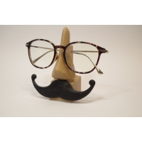 #14 眼鏡スタンド(髭)