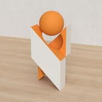 「立方体を3分割し美を表現する」という課題 26