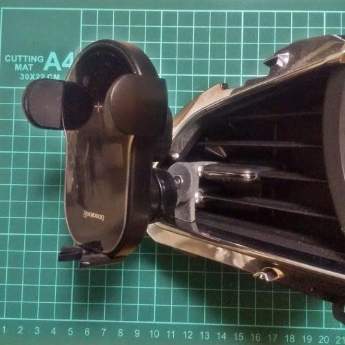 スマホホルダー取付キット CX-30専用+ボールジョイント17Φセット