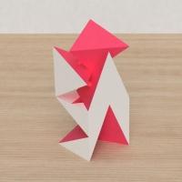 「立方体を3分割し美を表現する」という課題 27