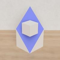「立方体を3分割し美を表現する」という課題 28