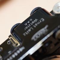 バルナックLeica(ライカ)用接眼リング(メガネ保護)v1.2