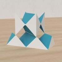 「立方体を3分割し美を表現する」という課題 30