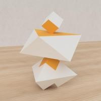 「立方体を3分割し美を表現する」という課題 31
