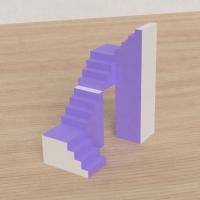「立方体を3分割し美を表現する」という課題 32