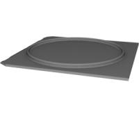 Linhofボード:ブランク穴なし