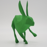Weekly Sculpture 10『rabbit』