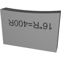 指板Rチェッカー 400R=16R