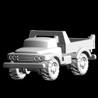 ワイルドトラック ~ダンプカー A~