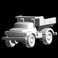 ワイルドトラック ~ダンプカー B~