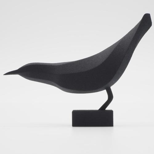 Weekly Sculpture 5 『crow』