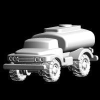 ワイルドトラック ~タンクローリー~