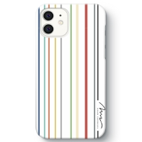 iPhone 12 CASE-Stripe