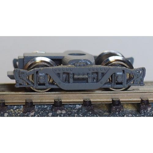 D-TRS26-02 :TRS-26台車 5両分【武蔵模型工房 Nゲージ 鉄道模型】