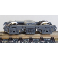 D-TRK50-01:TRK-50台車 4両分【武蔵模型工房 Nゲージ 鉄道模型】