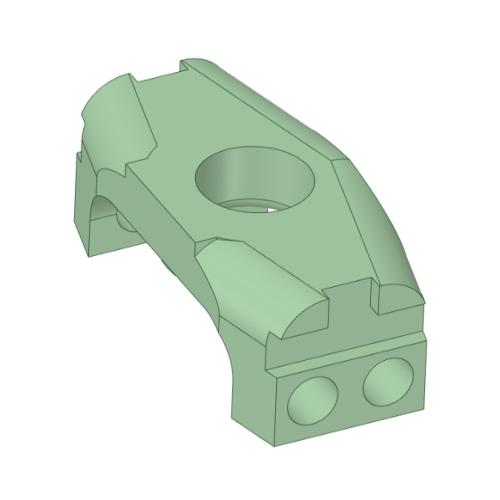 D-113:台車土台(KATO集電板用)30両【武蔵模型工房 Nゲージ 鉄道模型】