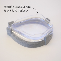 OculusQuest2用レンズホルダ(両目用2個セット)