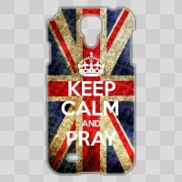 ■GalaxyS4■ KEEP CALM AND PRAY style 001
