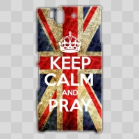 ■XperiaZ■ KEEP CALM AND PRAY style 001