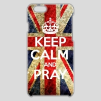 ■iPhone6■ KEEP CALM AND PRAY style 001