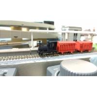 Nナロー 6.5mm Talyllynタイプ機関車