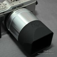 60mm F2.8 DN | Art (MFT)用角型フード [MRO-LH-SSAD-01]