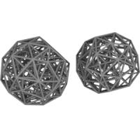 Snub 24-cell(正八角形座標配置と正十二角形座標配置)