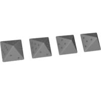 8面ダイス(0~7と1~8)