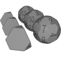 4面ダイスと25面ダイスによるジッヒャーマンダイス