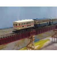 Nナロー(6.5mm)駿遠線風客車列車 5両セット