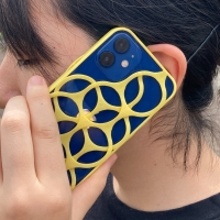 """""""Psyche -1"""" case for iPhone 12 mini"""