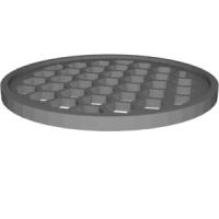 UVレジン二次硬化装置 ELEGOO Mercury 六角型テーブルカバー