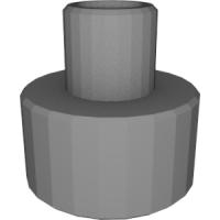 光造形方式3Dプリンター UVレジン専用漏斗