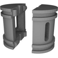熱溶解方式3Dプリンター用ノズル詰まり防止フィラメントオイル塗布装置