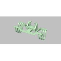【36個入】N-002 フックレスカプラー用ジャンパー線 (KATO製連結器用)