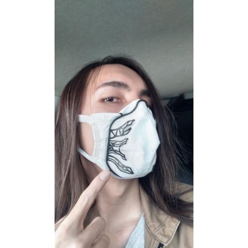 不織布マスクサポート