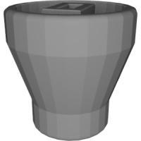 電子シーシャAir Mini専用クレイトップコンバーター