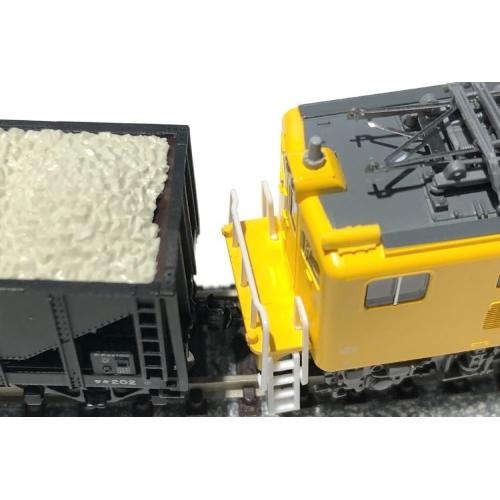 M社製秩父鉄道鉱石貨物列車用デキ貨車カプラーセット