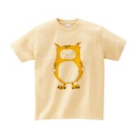 a22nekoTシャツ (L) ナチュラル