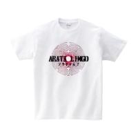 ARATA LIMGO ロゴTシャツ (M) ホワイト