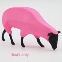 Weekly Sculpture 06 『Sheep』(Body only)